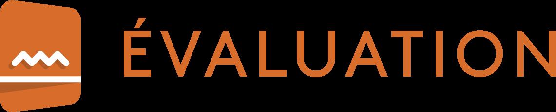 Évaluation logo