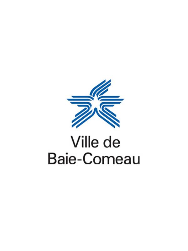 Logo Baie Comeau