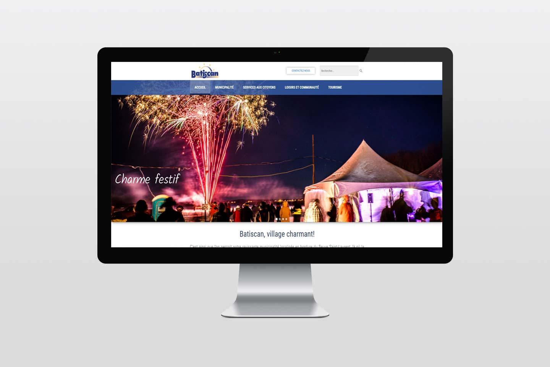 Voilà! Site Web